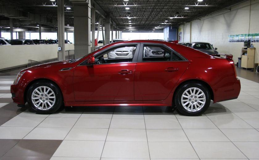 2012 Cadillac CTS AWD CUIR BAS KILOMETRAGE #3