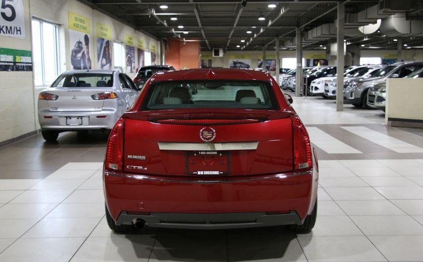 2012 Cadillac CTS AWD CUIR BAS KILOMETRAGE #5