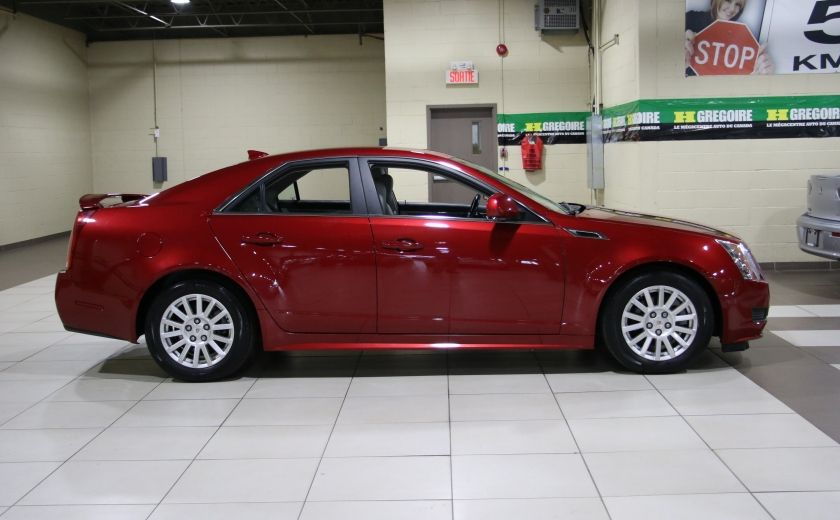 2012 Cadillac CTS AWD CUIR BAS KILOMETRAGE #7