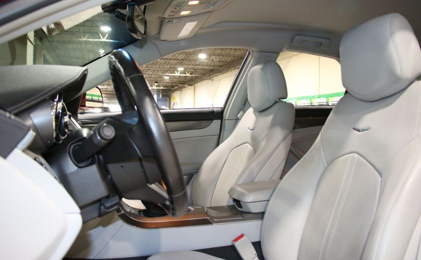 2012 Cadillac CTS AWD CUIR BAS KILOMETRAGE #9