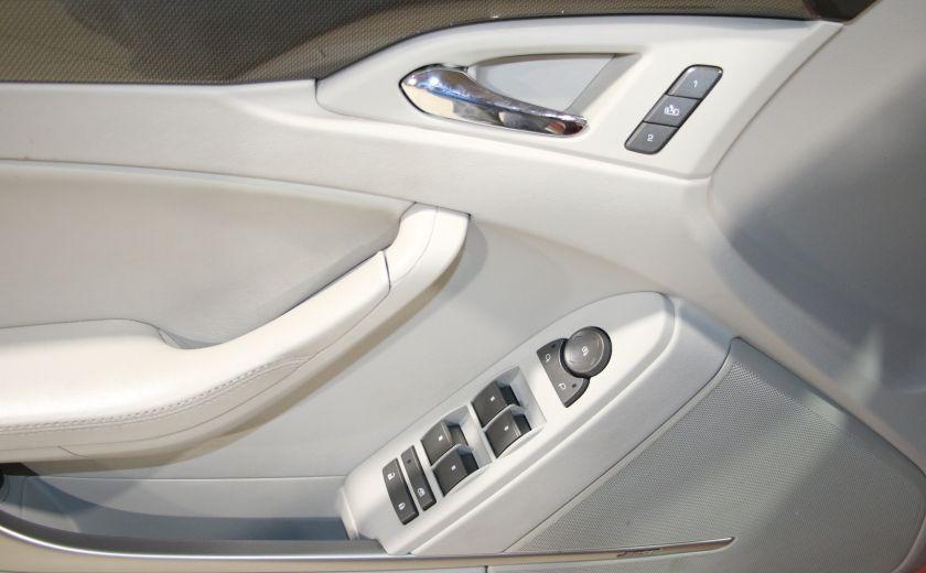 2012 Cadillac CTS AWD CUIR BAS KILOMETRAGE #10