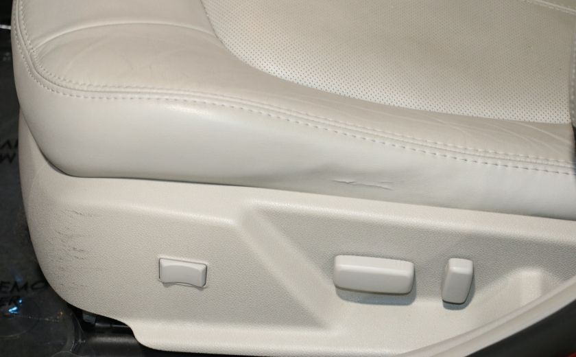 2012 Cadillac CTS AWD CUIR BAS KILOMETRAGE #11