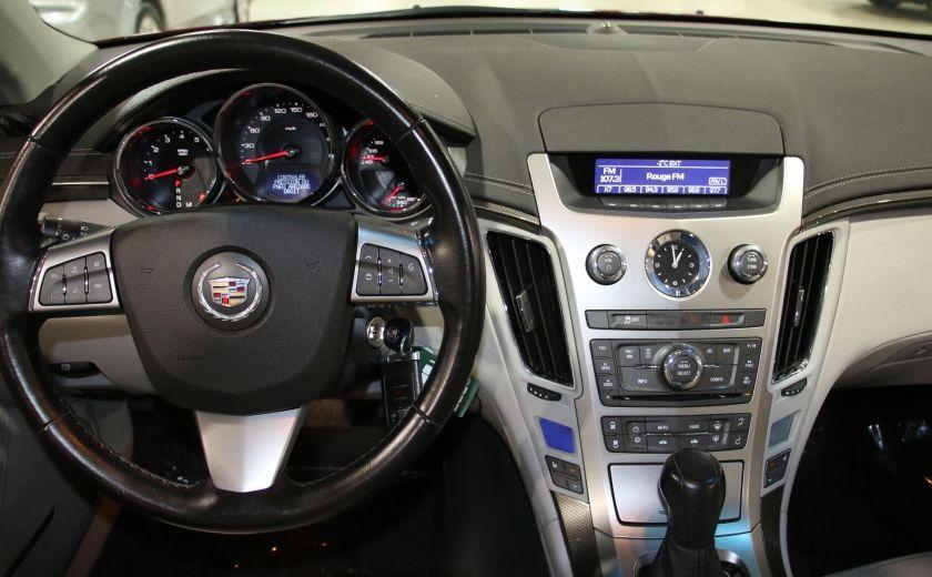 2012 Cadillac CTS AWD CUIR BAS KILOMETRAGE #13