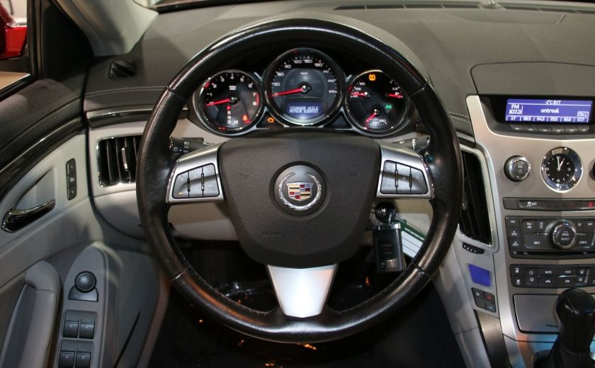 2012 Cadillac CTS AWD CUIR BAS KILOMETRAGE #14
