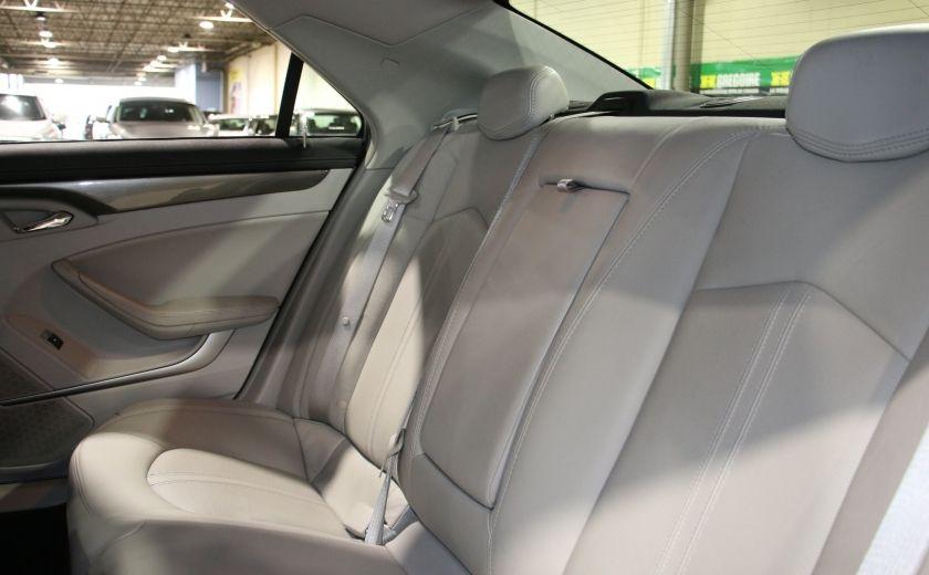 2012 Cadillac CTS AWD CUIR BAS KILOMETRAGE #21