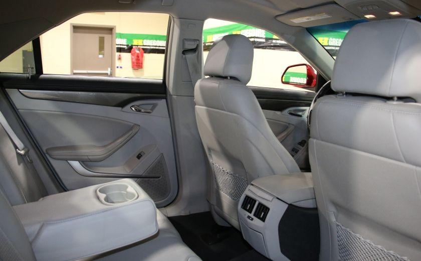 2012 Cadillac CTS AWD CUIR BAS KILOMETRAGE #22