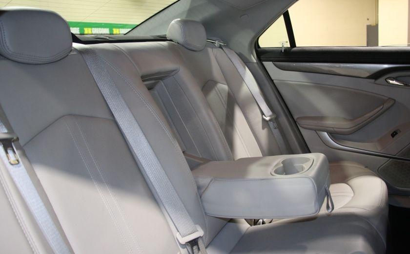 2012 Cadillac CTS AWD CUIR BAS KILOMETRAGE #23