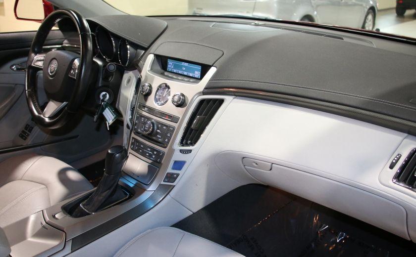 2012 Cadillac CTS AWD CUIR BAS KILOMETRAGE #24