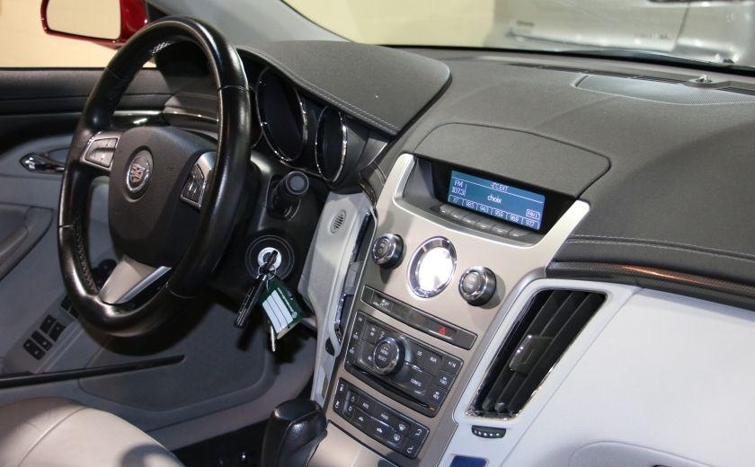 2012 Cadillac CTS AWD CUIR BAS KILOMETRAGE #25