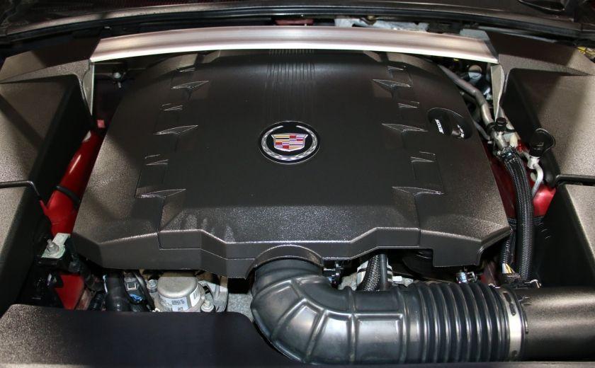 2012 Cadillac CTS AWD CUIR BAS KILOMETRAGE #27
