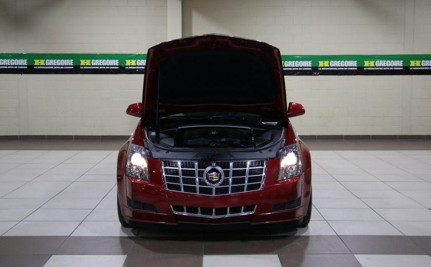 2012 Cadillac CTS AWD CUIR BAS KILOMETRAGE #28