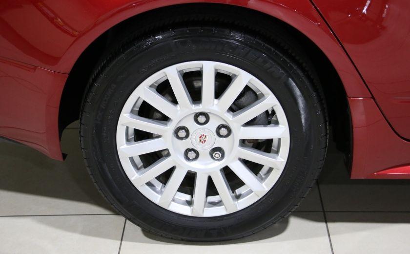2012 Cadillac CTS AWD CUIR BAS KILOMETRAGE #31