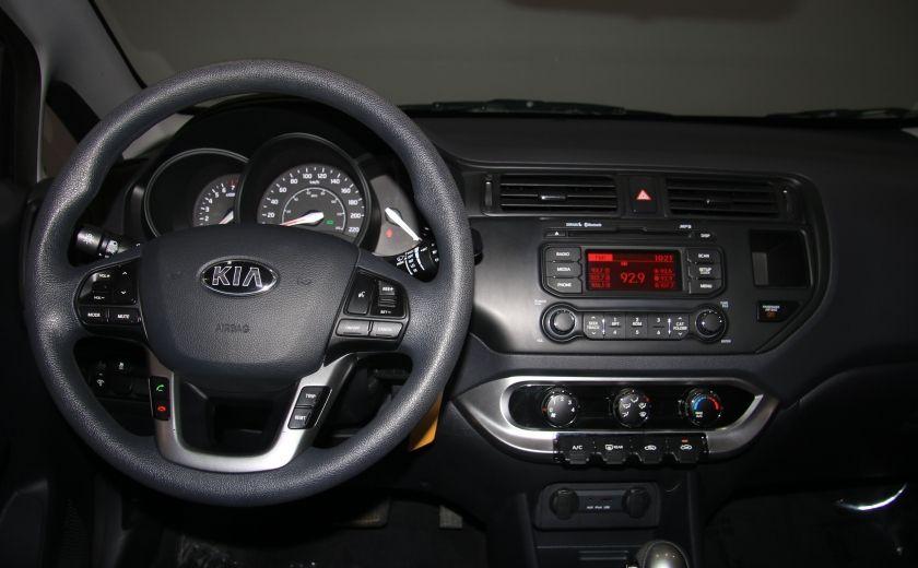 2013 Kia Rio LX+ ECO AUTO A/C GR ELECT BLUETOOTH #12