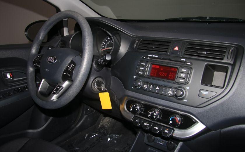 2013 Kia Rio LX+ ECO AUTO A/C GR ELECT BLUETOOTH #22