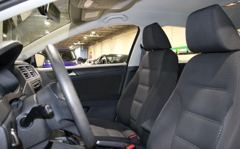2012 Volkswagen Jetta Comfortline AUTO A/C GR ELECT MAGS #9