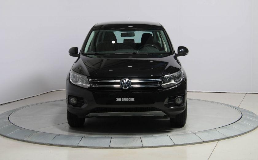 2013 Volkswagen Tiguan Trendline 4MOTION AUTO A/C GR ELECT MAGS BLUETOOTH #1