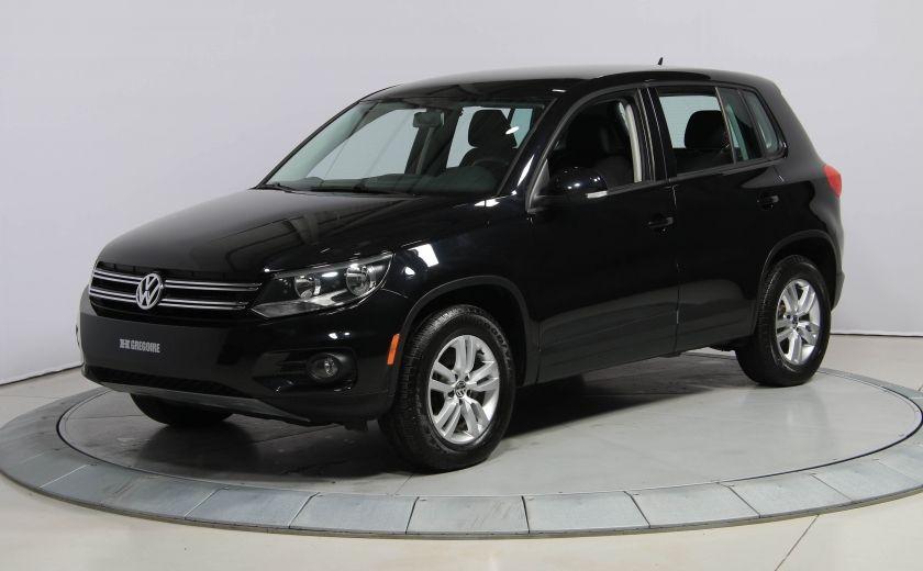 2013 Volkswagen Tiguan Trendline 4MOTION AUTO A/C GR ELECT MAGS BLUETOOTH #2