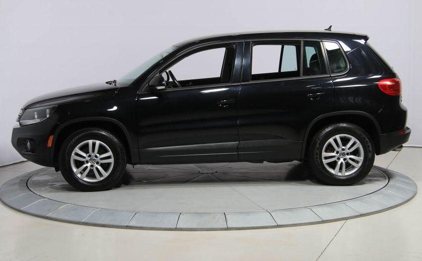 2013 Volkswagen Tiguan Trendline 4MOTION AUTO A/C GR ELECT MAGS BLUETOOTH #3