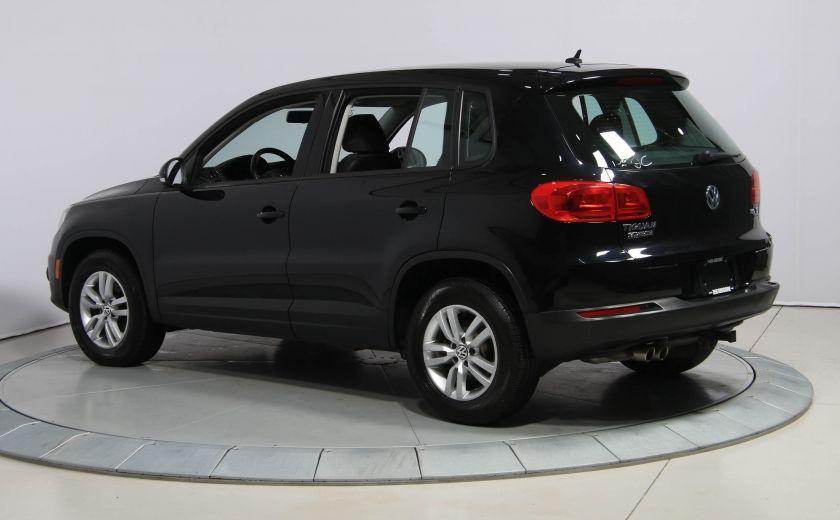 2013 Volkswagen Tiguan Trendline 4MOTION AUTO A/C GR ELECT MAGS BLUETOOTH #4