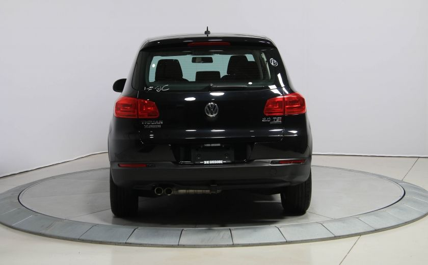 2013 Volkswagen Tiguan Trendline 4MOTION AUTO A/C GR ELECT MAGS BLUETOOTH #5