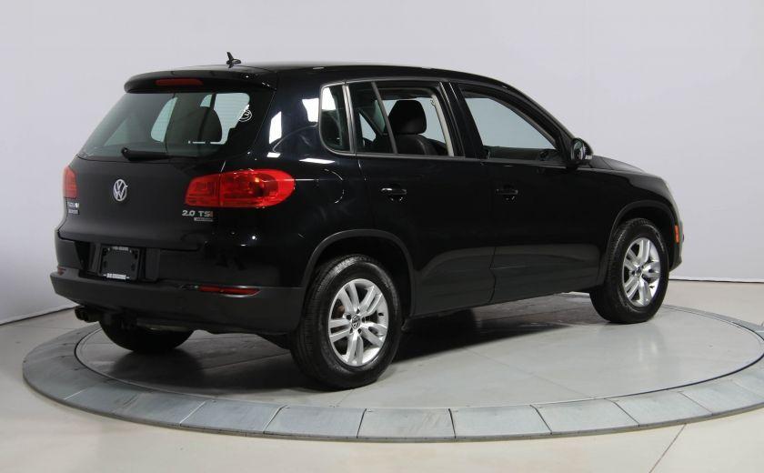 2013 Volkswagen Tiguan Trendline 4MOTION AUTO A/C GR ELECT MAGS BLUETOOTH #6