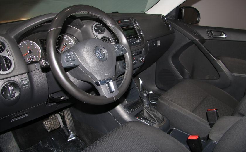 2013 Volkswagen Tiguan Trendline 4MOTION AUTO A/C GR ELECT MAGS BLUETOOTH #7