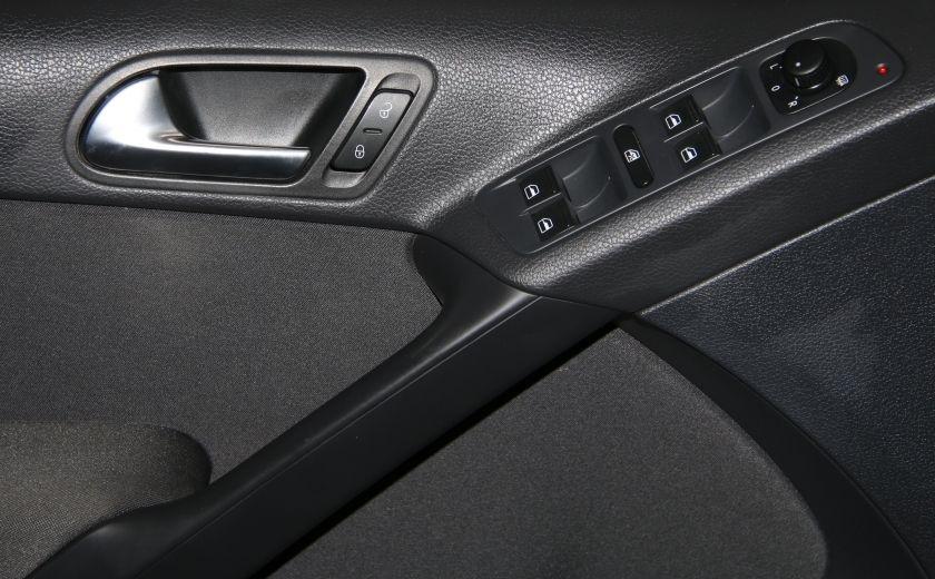 2013 Volkswagen Tiguan Trendline 4MOTION AUTO A/C GR ELECT MAGS BLUETOOTH #9
