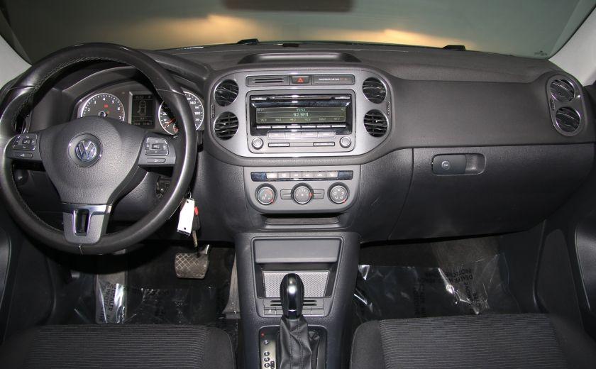 2013 Volkswagen Tiguan Trendline 4MOTION AUTO A/C GR ELECT MAGS BLUETOOTH #10
