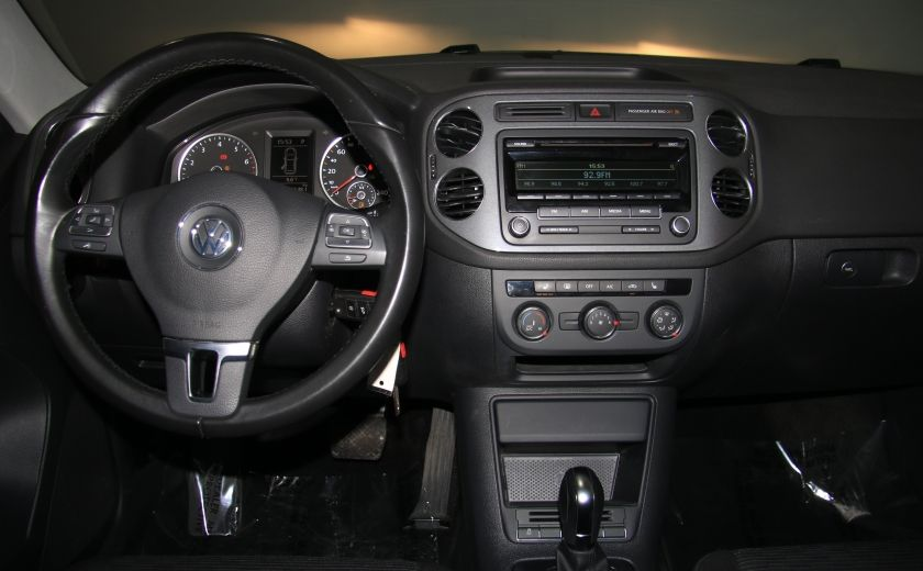 2013 Volkswagen Tiguan Trendline 4MOTION AUTO A/C GR ELECT MAGS BLUETOOTH #11
