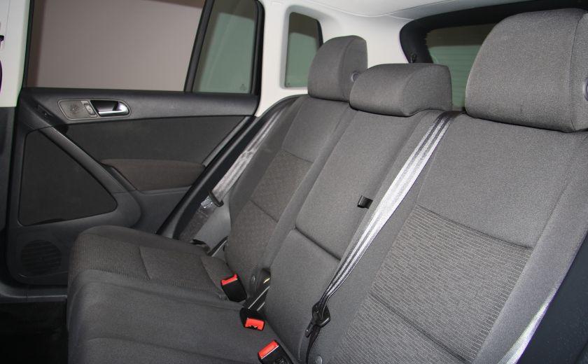 2013 Volkswagen Tiguan Trendline 4MOTION AUTO A/C GR ELECT MAGS BLUETOOTH #17