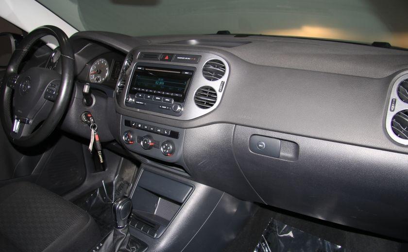 2013 Volkswagen Tiguan Trendline 4MOTION AUTO A/C GR ELECT MAGS BLUETOOTH #20