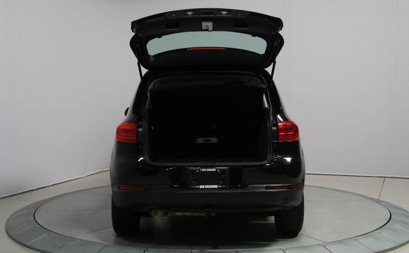 2013 Volkswagen Tiguan Trendline 4MOTION AUTO A/C GR ELECT MAGS BLUETOOTH #25