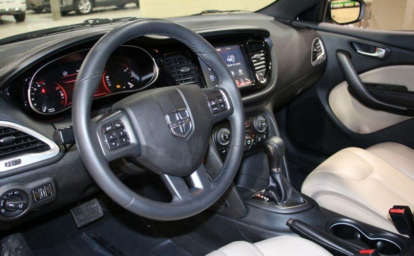 2013 Dodge Dart Limited AUTO A/C CUIR TOIT MAGS CHROME NAV #8