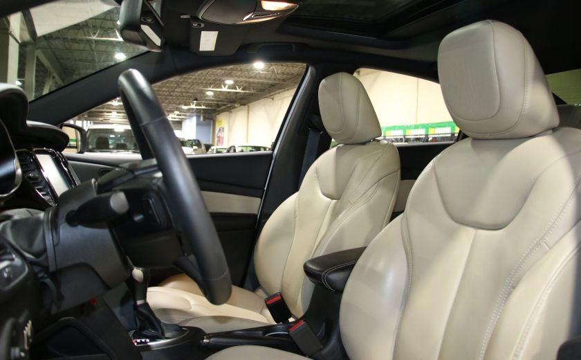 2013 Dodge Dart Limited AUTO A/C CUIR TOIT MAGS CHROME NAV #9