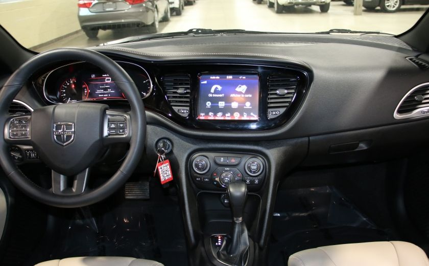 2013 Dodge Dart Limited AUTO A/C CUIR TOIT MAGS CHROME NAV #13
