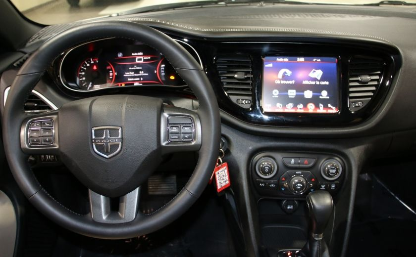 2013 Dodge Dart Limited AUTO A/C CUIR TOIT MAGS CHROME NAV #14