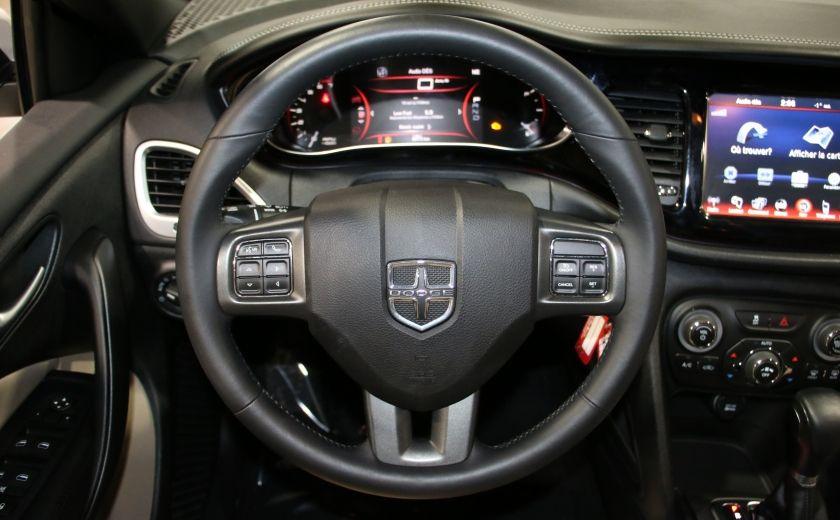 2013 Dodge Dart Limited AUTO A/C CUIR TOIT MAGS CHROME NAV #15