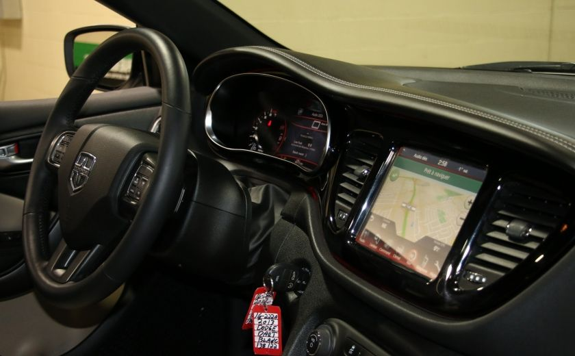 2013 Dodge Dart Limited AUTO A/C CUIR TOIT MAGS CHROME NAV #25