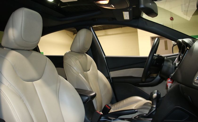 2013 Dodge Dart Limited AUTO A/C CUIR TOIT MAGS CHROME NAV #26