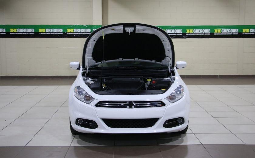 2013 Dodge Dart Limited AUTO A/C CUIR TOIT MAGS CHROME NAV #28