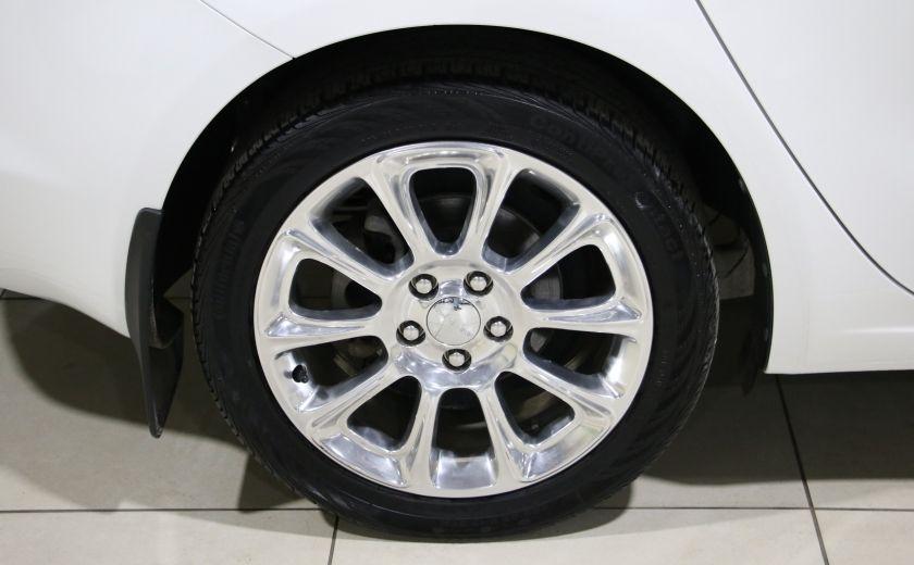 2013 Dodge Dart Limited AUTO A/C CUIR TOIT MAGS CHROME NAV #31