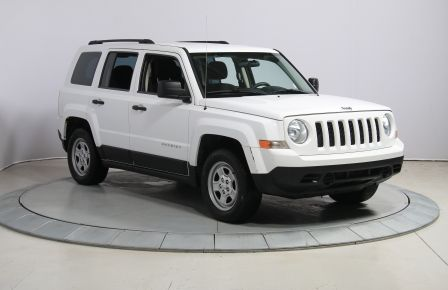2011 Jeep Patriot A/C MAGS #0