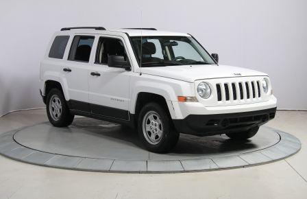 2011 Jeep Patriot A/C MAGS #0
