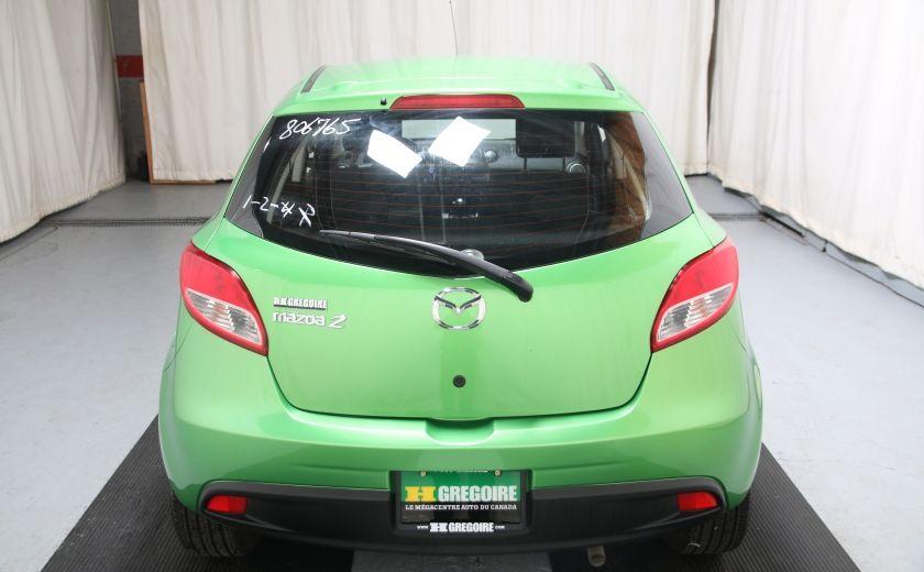2011 Mazda 2 GX #4