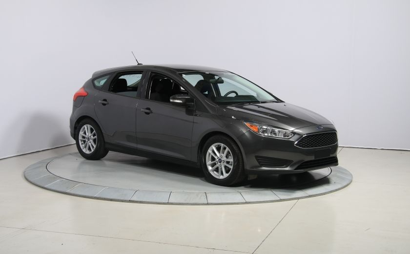 2016 Ford Focus SE AUTO A/C GR ELECT MAGS BLUETOOTH #0