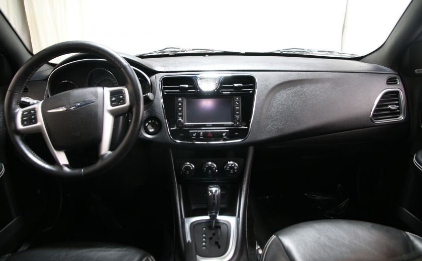 2012 Chrysler 200 S #10