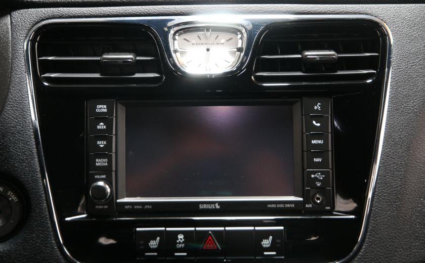 2012 Chrysler 200 S #12