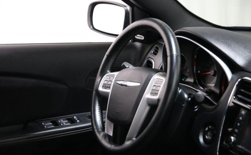 2012 Chrysler 200 S #19