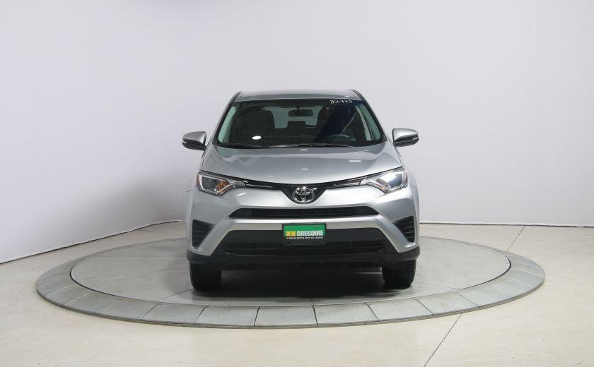 2016 Toyota Rav 4 LE AWD AUTO A/C GR ELECT BLUETOOTH #1