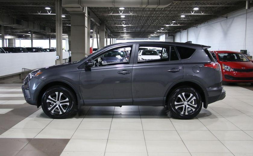 2016 Toyota Rav 4 LE AWD AUTO A/C GR ELECT BLUETOOTH #3